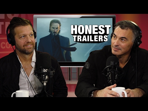 HONEST REACTIONS: John Wick Directors React to The Honest Trailer!