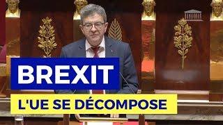 BREXIT - L'UNION EUROPÉENNE SE DÉCOMPOSE