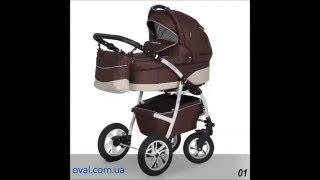 Детская универсальная коляска 2 в 1 Riko Modus
