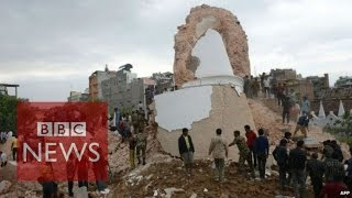 Nepal Earthquake: