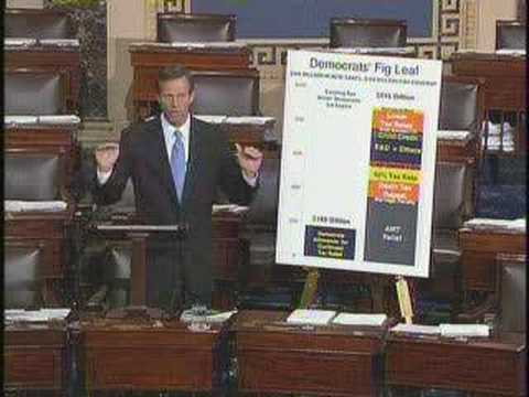 Senator Thune discusses the Budget Resolution - Part 2 of 2