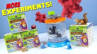 Beaker Creatures Whirling Wave Reactor Toy Review Series 2 STEM Learning Resources