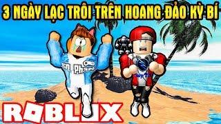 ROBLOX   3 Ngày Lạc Trôi Trên Hoang Đảo Và Điều Bất Ngờ   Sailing!   Vamy Trần