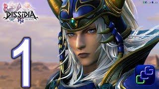DISSIDIA Final Fantasy NT - Story Mode Walkthrough - Part 1