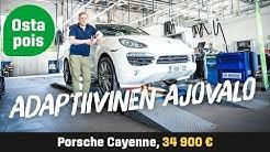 Käytetty: Porsche Cayenne Diesel (34 900 €) - Adaptiivinen ajovalo