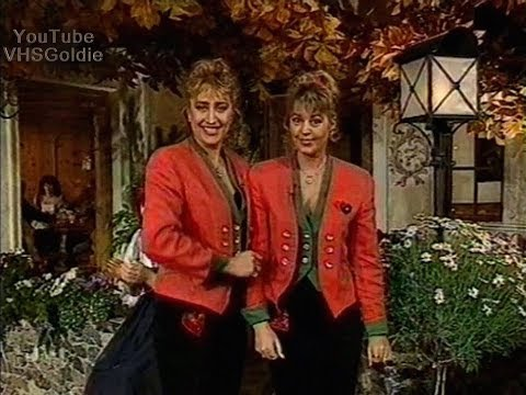 Gitti & Erika - Medley - 1992