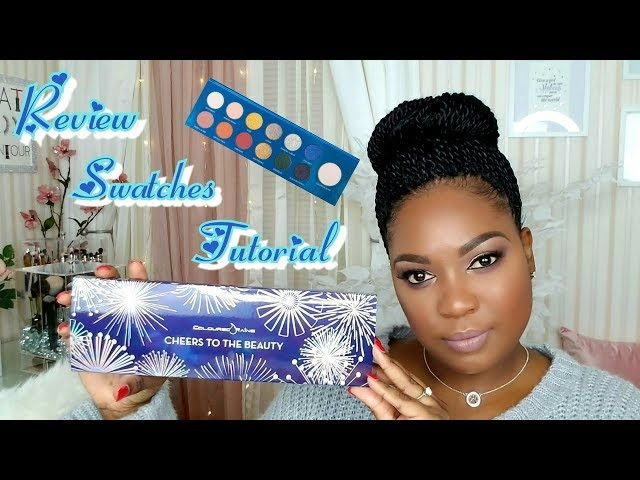 New Coloured Raine Cheers to the Beauty Palette | Review, Swatches & Tutorial