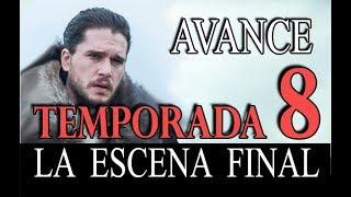 Avance Temporada 8 Game of Thrones EL FINAL (VIDEO CENSURADO)