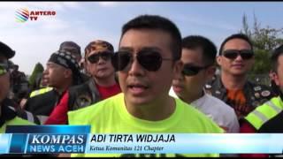 KOMUNITAS MOGE TURING BAKTI SOSIAL | KOMPAS NEWS ACEH 10/03/2016