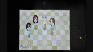 How to get golden Miis (Works on all 3DS)
