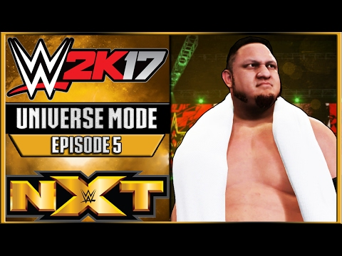 """WWE 2K17 Universe Mode Episode 5 - """"Land of Opportunity"""""""