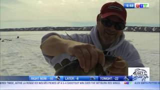 Free Ice Fishing Weekend in Saskatchewan