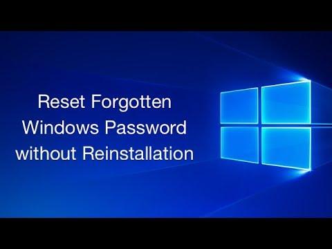 4WinKey - Reset Lost Windows Password in 3 Steps  No Installation, No Data  Loss!