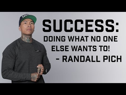 Randall Pich: An Inside Look | Empire Podcast Show