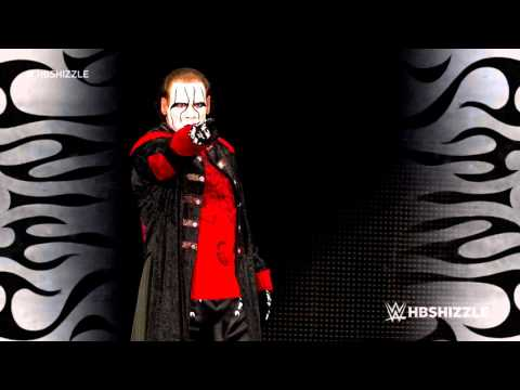 """2014-2016: Sting 1st WWE Theme Song - """"Out From The Shadows"""" + Download Link"""