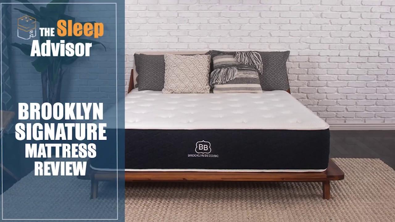 to signature hack review sleep memory foam inch best mattress