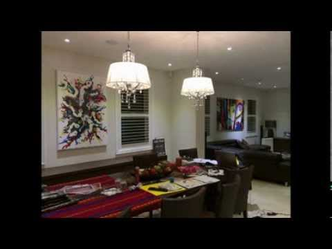 Interior Design Artwork Ideas Learn how to Paint Abstract Painting ...
