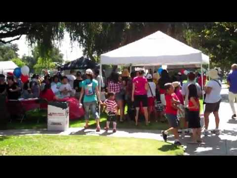 WSGVAR and the city of San Gabriel's Kids Day and Fourth of July Parade