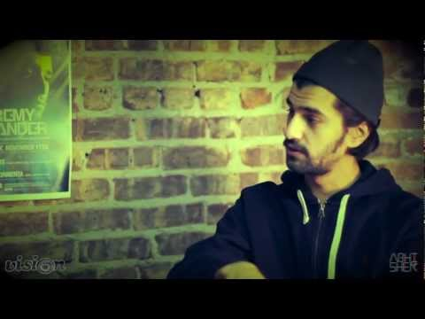 Jeremy Olander - Vision Chicago - 17Nov2012 - Interview and Highlight Video