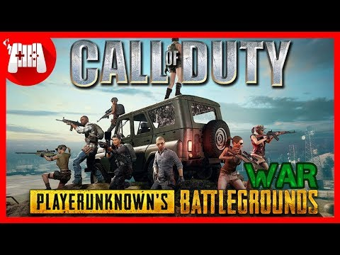 PlayerUnknown's Battlegrounds [War] - È Questo Il Nuovo Call of Duty?!