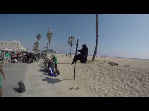 Michael Peres | 06-24-16 | Journey from Venice Beach to Santa Monica Beach 1/3