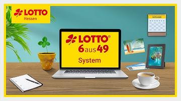 Wie spielt man LOTTO 6aus49 System? Leicht und schnell erklärt: Spielanleitung für das Systemspiel