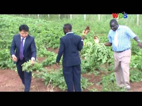 INVEST IN AGRICULTURE! South Korea implores the Government of Uganda