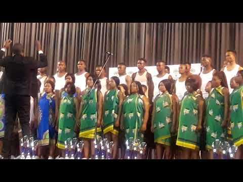 Lephalale Tvet Choral - Mandela, Ramathaithai (COSACSA 2018)