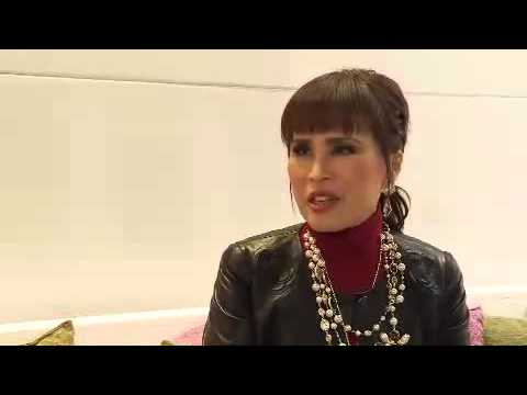 World Travel Market 2011 interview with Her Royal Highness Princess of Thailand
