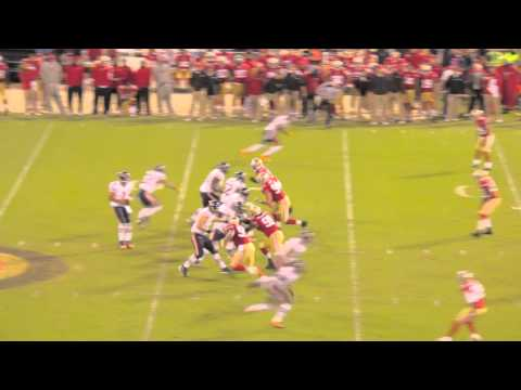 49ers Vs Bears - Jason Campbell Sacked & Fumbled (Bay Area Beat Down)
