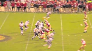 49ers Vs Bears - Jason Campbell Sacked & Fumbled (Bay Area Beat Down)