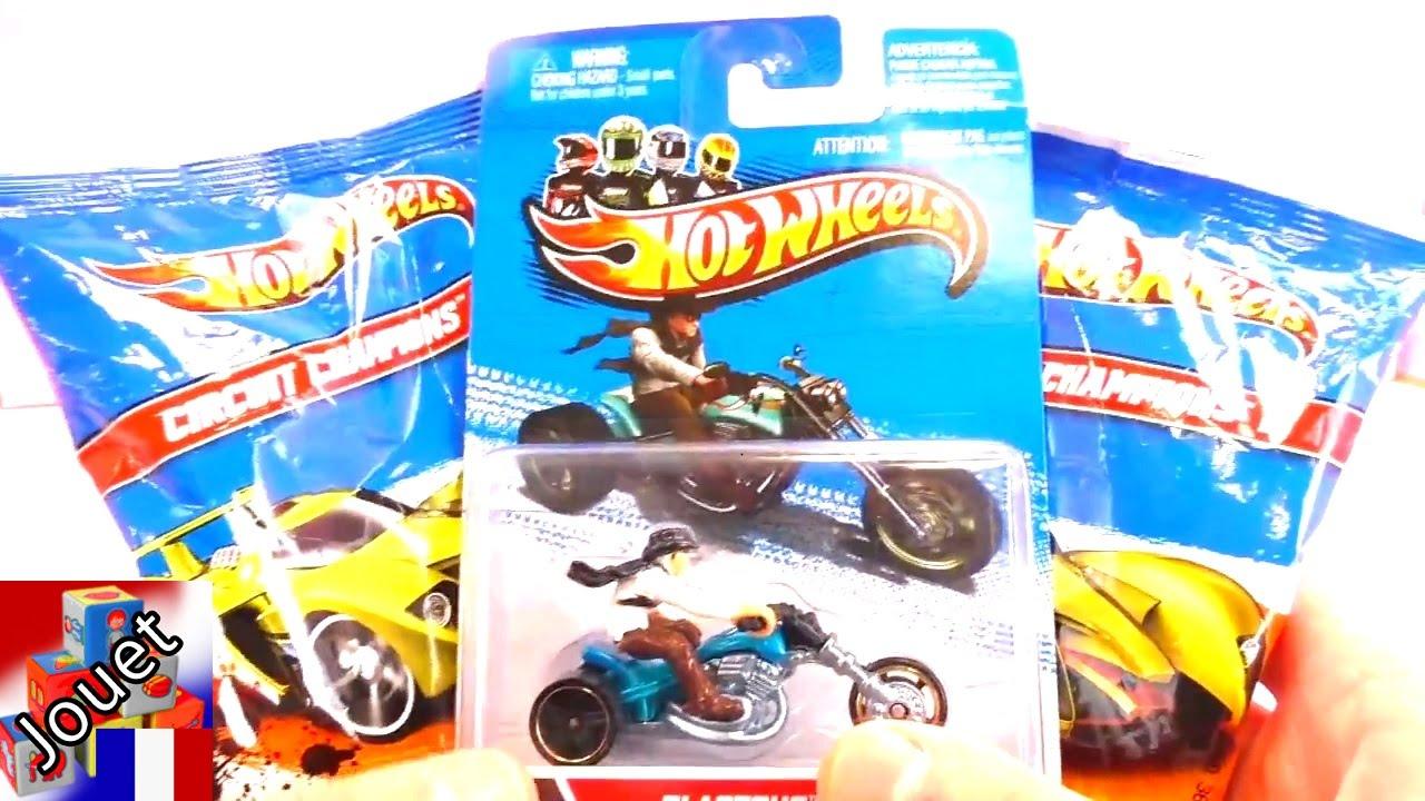 cadeaux mattel hot wheels unboxing et dmo voitures et moto sorties de luf surprise - Voitures Hot Wheels