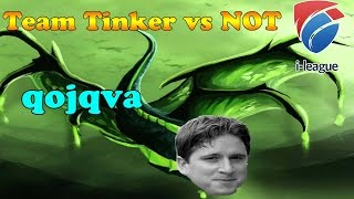 Dota 2 - Highlights : Team Tinker vs NOT - I-League !