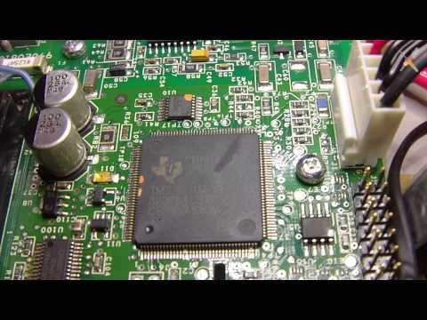 BitBastelei #154 - Microsoft Kommunikationssystem: Netzteil/Logikboard