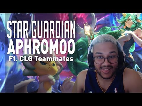 STAR GUARDIAN APHROMOO | CLG TAKES ON THE INVASION GAMEMODE