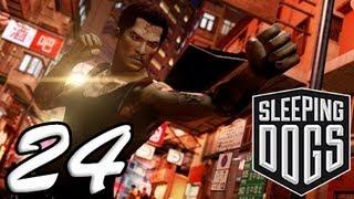 Sleeping Dogs Part 24 [HD] Walkthrough Playthrough Gameplay Xbox360/PS3/PC