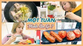 DAILY VLOG#6 Nấu gì, ăn gì một tuần - Vlog này sẽ khiến cậu muốn nấu nướng! | Châu Giang nè!