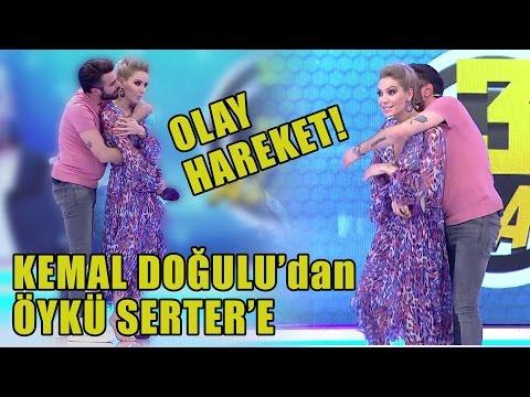 Kemal Doğulu'nun O Sözü Öykü Serter'i Çileden Çıkardı!
