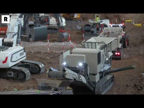 RC CONSTRUCTION and DEMOLITION - RC TRUCKS, RC EXCAVATOR