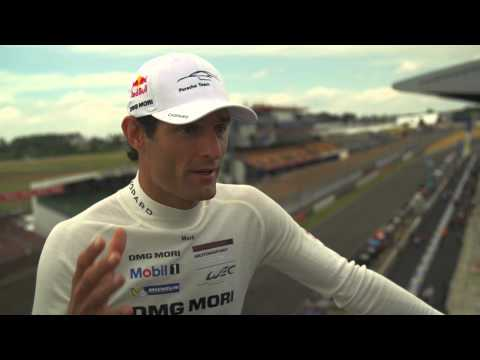Mark Webber Talks Lone Star Le Mans at COTA