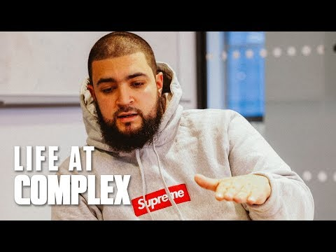 Reseller Loves To Hoard Supreme Box Logos | #LIFEATCOMPLEX