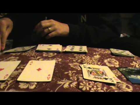 *ASMR* Playing with a Deck of cards