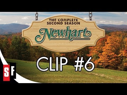 Newhart: Season 2 66 You Got Three Quarters?