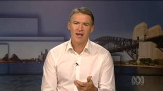 Rob Oakeshott discusses Kerry-Anne Walsh's new book 'The Stalking Of Julia Gillard'