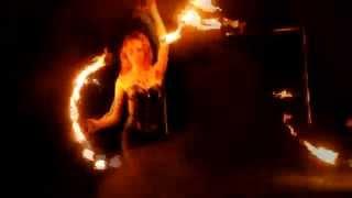 Фаер шоу на юбилей | Ростов-на-Дону | шоу -группа Game Of Flame