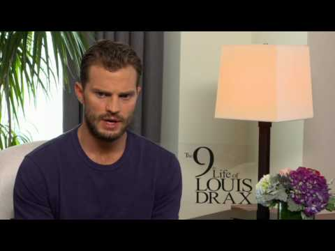 The 9th Life of Louis Drax: Jamie Dornan Official Movie Interview