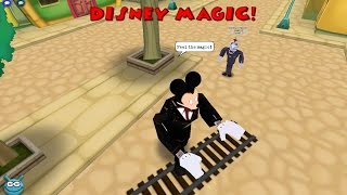 Walt Disney Invades Toontown!