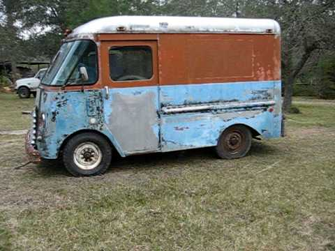 1953 Chevrolet Step Vanfuture Project