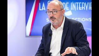 Régionales : suivez La Grande Interview avec Jean-Laurent Félizia (Rassemblement écol. et social)
