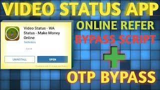 VIUON APP UNLIMITED TRICK OTP BYPASS TRICK BEST REFER